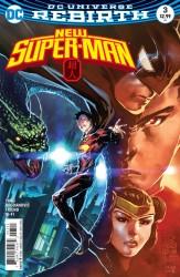 DC - New Super-Man # 3 Variant