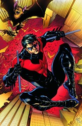 DC - Nightwing (2011 Series) # 1