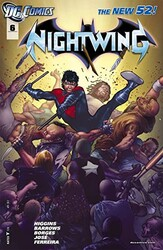 DC - Nightwing (2011 Series) # 6