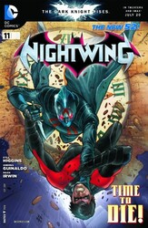 DC - Nightwing (2011 Series) # 11