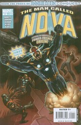 Marvel - Nova (2007) Annual # 1
