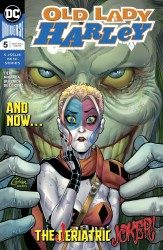 DC - Old Lady Harley # 5