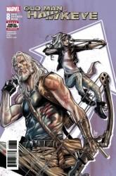 Marvel - Old Man Hawkeye # 8