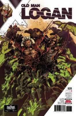 Marvel - Old Man Logan # 28