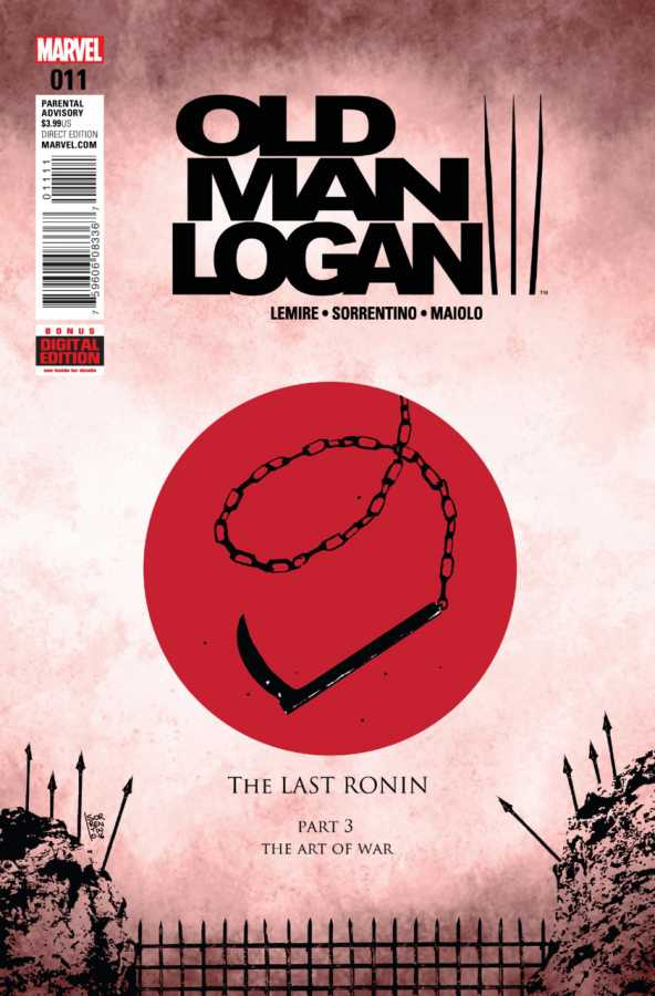 Marvel - Old Man Logan # 11