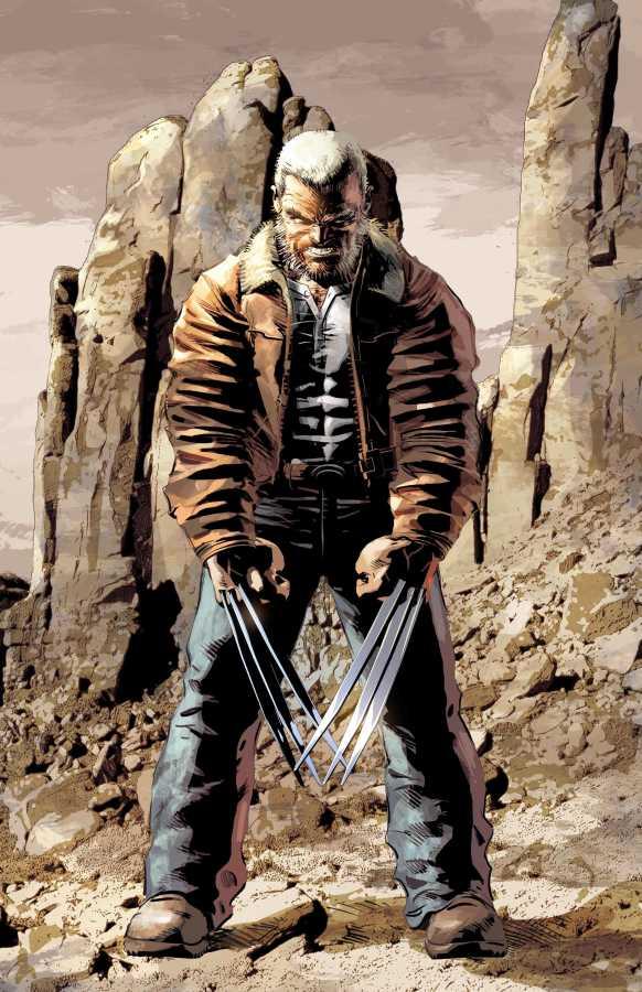 Marvel - Old Man Logan # 50 Deodato Variant