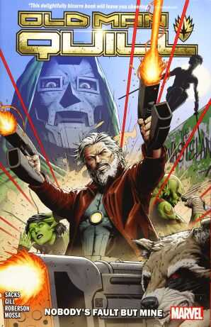 Marvel - Old Man Quill Vol 1 Nobody's Fault But Mine TPB