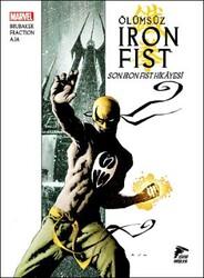 Çizgi Düşler - Ölümsüz Iron Fist Cilt 1 Son Iron Fist Hikayesi
