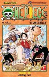 Gerekli Şeyler - One Piece Cilt 12 Efsane Başlar