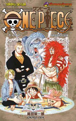 One Piece Cilt 31 Burada Olacağım