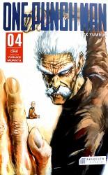 Akılçelen - One Punch Man - Tek Yumruk Cilt 4