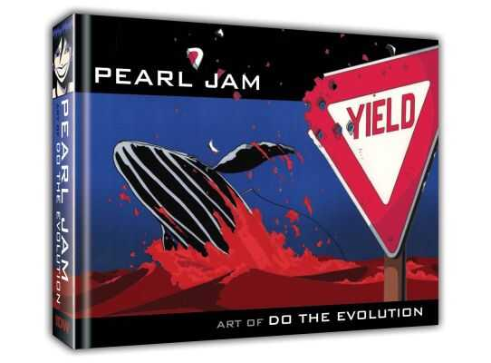 IDW - Pearl Jam Art Of Do The Evolution HC