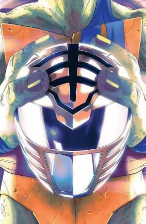Boom - Power Rangers Teenage Mutant Ninja Turtles # 2 Retailer Appreciation Variant