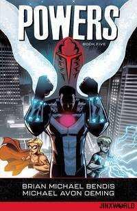 DC - Powers Book 5 TPB