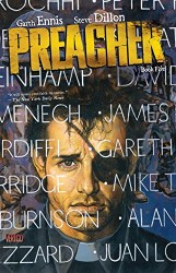 Vertigo - Preacher Book Five TPB