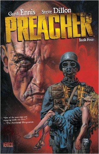 Vertigo - Preacher Book Four TPB