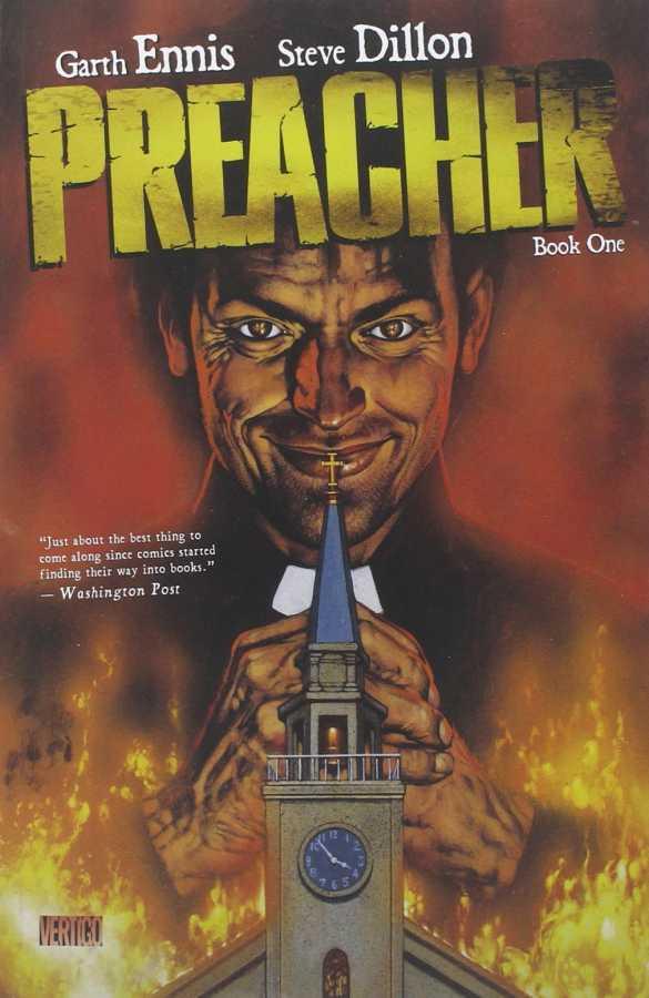 Vertigo - Preacher Book One TPB