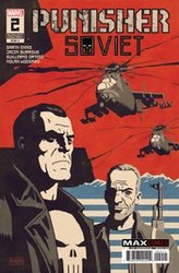 Marvel - Punisher Soviet # 2