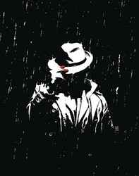 DC - Question The Deaths Of Vic Sage # 4 Sorrentino Variant