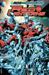 DC - Red Lanterns (New 52) # 14