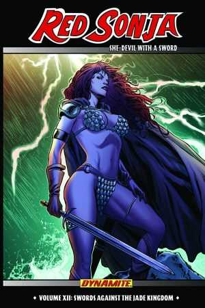 Dynamite - Red Sonja She-Devil Vol 12 Sword Against Jade Kingdom TPB