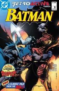 DC - Retroactive Batman 1980s # 1
