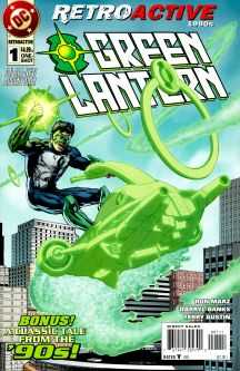 DC - Retroactive Green Lantern 1990s # 1
