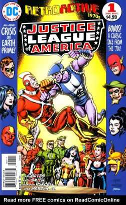 DC - Retroactive Justice League America 1970s # 1