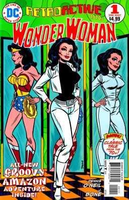 DC - Retroactive Wonder Woman 1970s # 1
