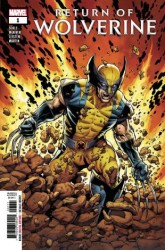Marvel - Return of Wolverine # 1