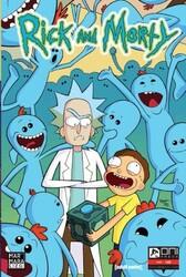 Marmara Çizgi - Rick and Morty Sayı 26