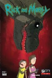 Marmara Çizgi - Rick and Morty Sayı 35