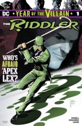 DC - Riddler Year of the Villain # 1