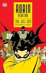 DC - Robin Year One TPB