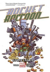 Marvel - Rocket Raccoon Vol 2 Storytailer TPB