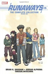 Marvel - Runaways The Complete Collection Vol 1 TPB