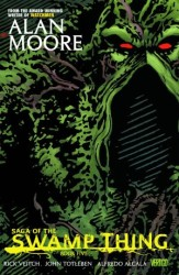 Vertigo - Saga of the Swamp Thing Book Five TPB