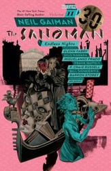 Vertigo - Sandman Vol 11 Endless Nights 30th Anniversary Edition TPB