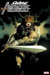 Marvel - Savage Avengers # 12 Yu Variant