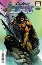 Marvel - Savage Avengers # 3