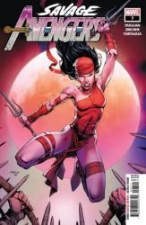 Marvel - Savage Avengers # 7