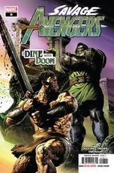 Marvel - Savage Avengers # 8