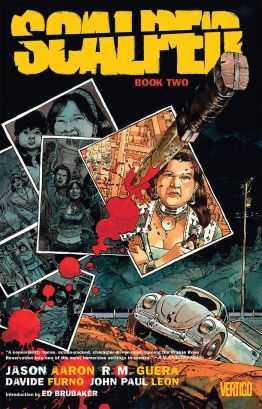 Vertigo - Scalped Book 2 TPB