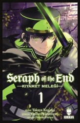 Kurukafa - Seraph of the End - Kıyamet Meleği Cilt 1