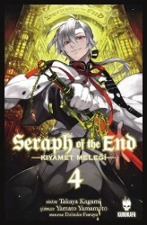 Kurukafa - Seraph of the End - Kıyamet Meleği Cilt 4