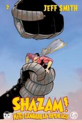 Çizgi Düşler - Shazam! Kötü Canavarlar Topluluğu Sayı 2