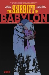 Vertigo - Sheriff of Babylon Deluxe Edition HC
