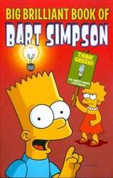 Diğer - Simpsons Big Brilliant Book Of Bart Simpson TPB