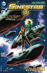 DC - Sinestro (New 52) # 4