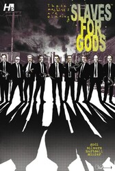 Diğer - Slaves For Gods TPB Previews Exclusive Allard Cover